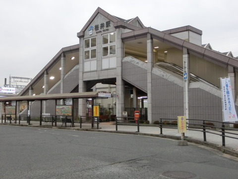 【駅紹介】 JR桜井駅を訪れる (駅舎&改札口の様子) 【2019年1月・2月】