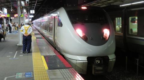 明石駅で通勤特急 「らくラクはりま」 姫路行きを撮る (車両&発車標) 【2019年9月】