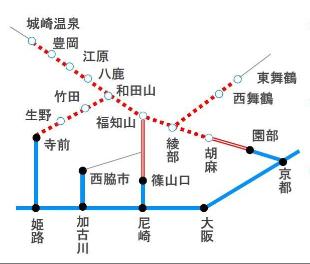 ついに来た! JR西日本 北近畿地区にICOCA導入! 福知山や豊岡などでICカードが利用可能に!(2021年春)