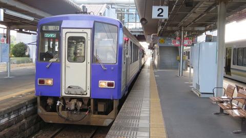 関西線 加茂~亀山駅間の列車に 「車載型IC改札機」 が設置される(2019年11月)