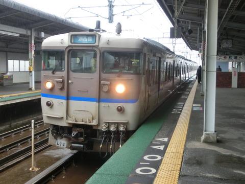 湖西線 ホーム・改札口の電光掲示板(発車標) 【Part2】