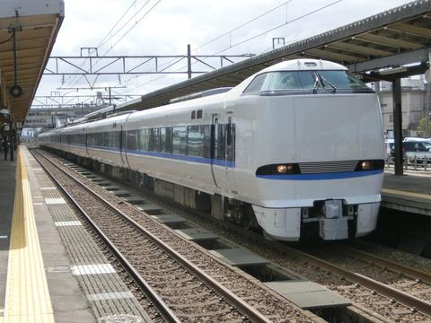 芦原温泉駅・加賀温泉駅 ホームの新しい発車標が稼働開始! 【2017年3月】