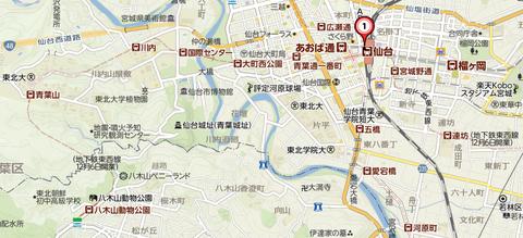 仙台市地下鉄東西線