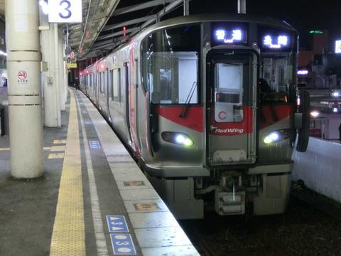 福山駅で新型車両227系を撮る ~路線記号の表示は出るのか?~