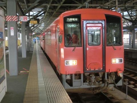 JR西日本が越美北線の減便を検討。 対象は全体の8割近く。 越前大野~九頭竜湖は全列車が対象に。 2021年10月のダイヤ改正で。