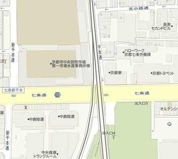 嵯峨野線新駅2