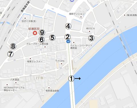 西吹田駅2016-1