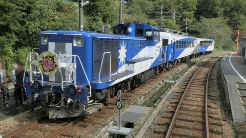 木次線の奥出雲おろち号、2023年度で運行終了へ。 理由は車両の老朽化。 JR西日本が方針伝える。