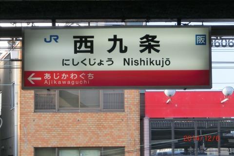 JRゆめ咲線(桜島線) 赤い駅名標を集めてみた
