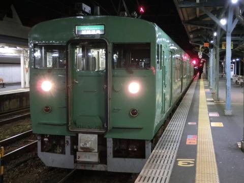 豊岡駅の電光掲示板に乗車位置表示が追加!