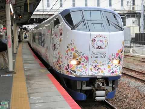 南草津駅が特急停車駅に昇格! はるか・びわこエクスプレスが停車。(2021年春のダイヤ改正)
