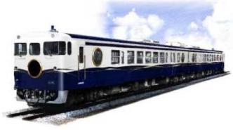 呉線・山陽線の新たな観光列車(外観)
