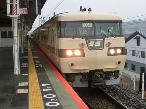 湖西線の強風対策を強化へ!防風柵の整備区間拡大&和邇駅に折り返し設備新設!