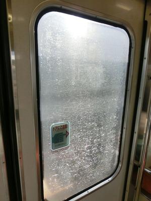 【JR東海への不満】 211系の窓ガラスが汚すぎる(静岡地区)