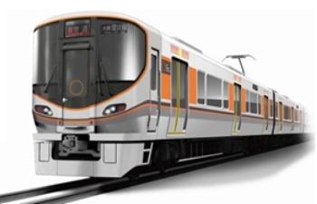 大阪環状線に新型車両 「323系」 導入へ!3ドアロングシート!103系・201系を全て置き換え!