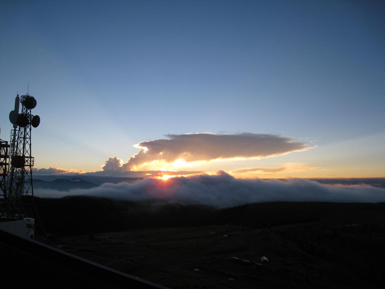 日の出も綺麗に見えました!IMG_2160