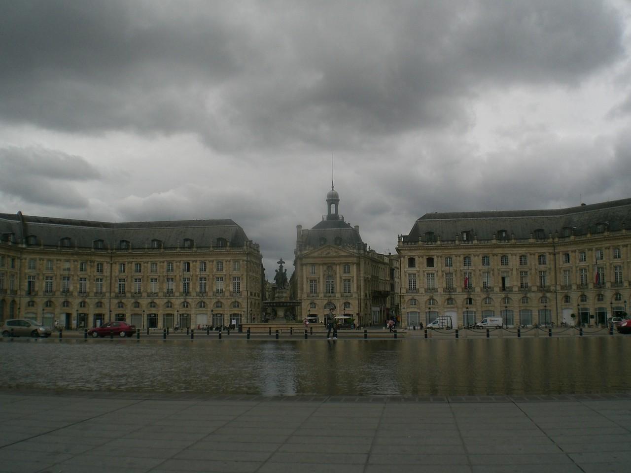 昼間の市庁舎