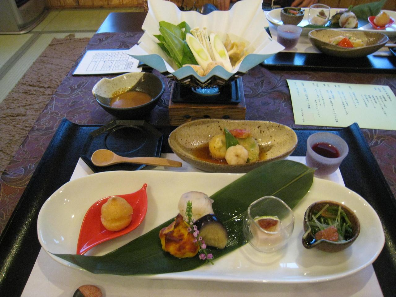ご夕食は信州の旬が味わえます 夕食�IMG_2144