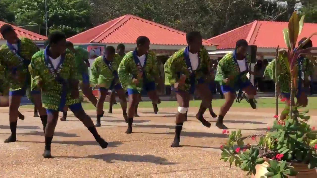 ガーナのよさこい祭り