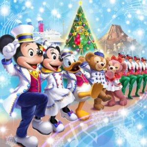 東京ディズニーシー「ディズニー・クリスマス」