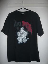戦力外Tシャツ6