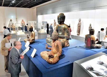 【福井】市立郷土歴史博物館で特別展が開かれる 平安期を中心に仏像が展示される