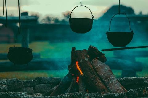 campfire-1846142_1920