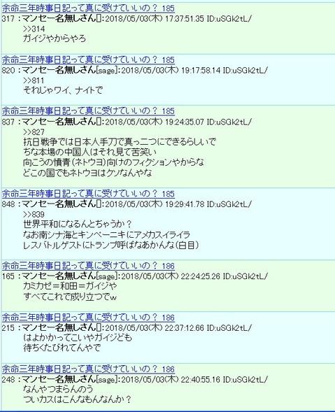 カミカゼ自作自演2