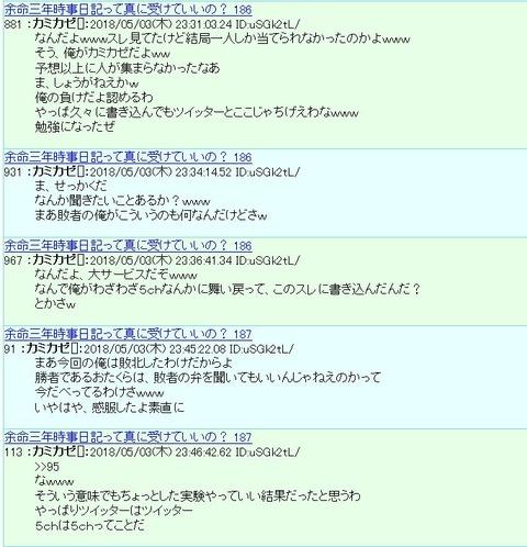カミカゼ自作自演4