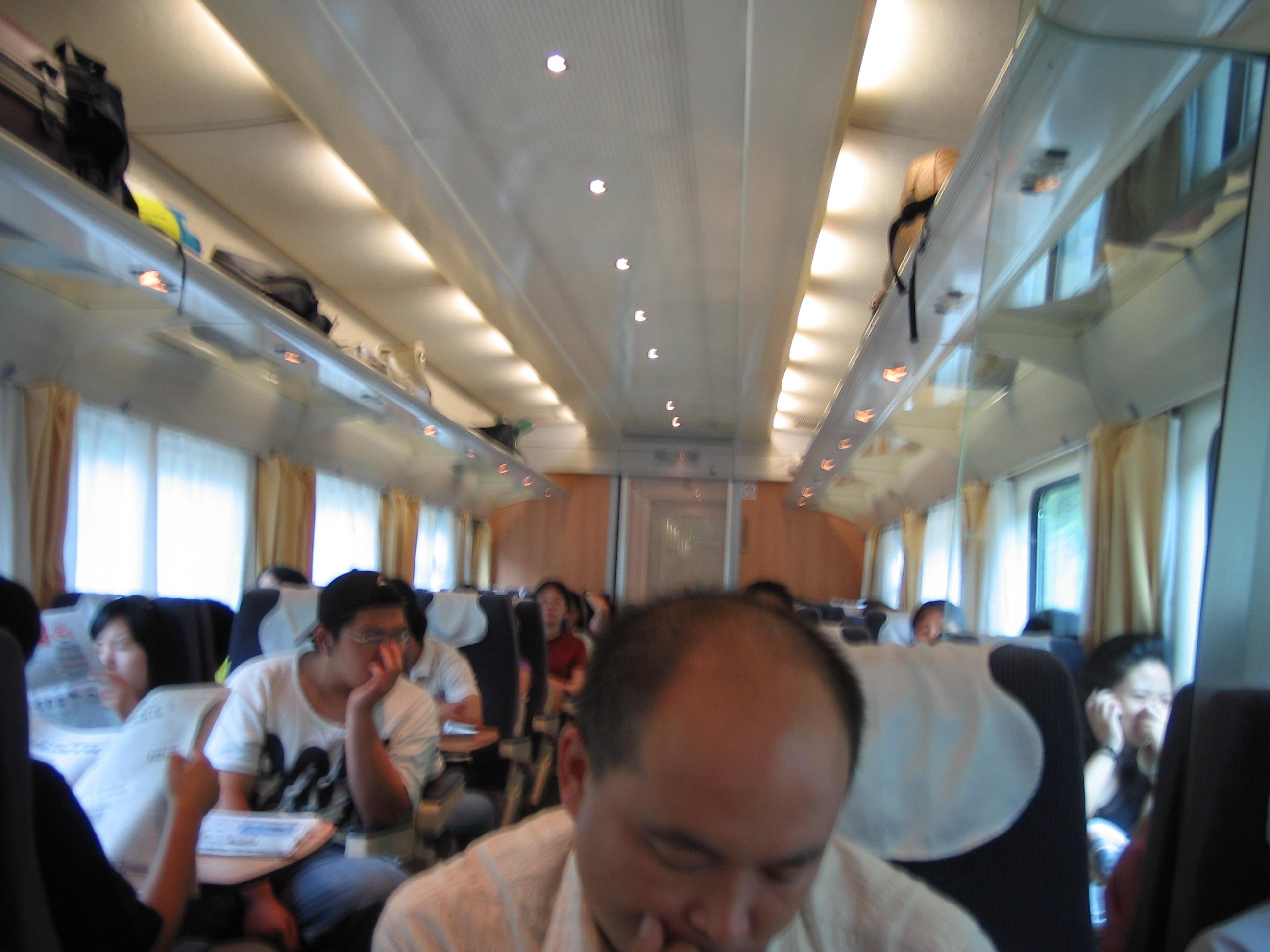 旅行_蘇州_20050721_電車