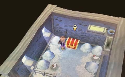 ドラクエゲーム画面 - 458のコピー