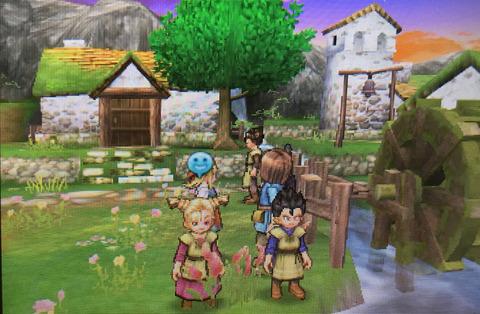ドラクエゲーム画面 - 355