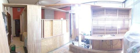 事務室側2