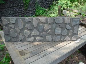 溶岩パネル�