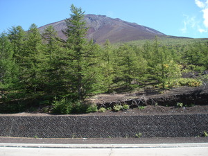 11  山梨 富士山5合目から1合目 NR溶岩 砂防堰堤 (18)