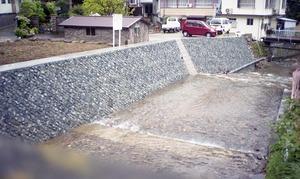 8406 1998,4 静岡 河川砂防工事・大田川 NR桂 1998,3 (1)