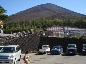 11  山梨 富士山5合目から1合目 NR溶岩 砂防堰堤 (55)