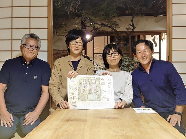 風は奈良からゲストに伊藤立平さん