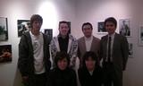 富田さん拳闘写真展