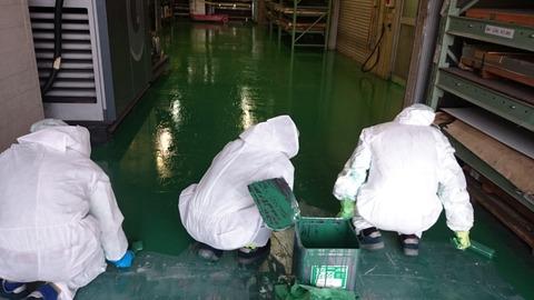20151121ペンキ塗り_材料置き場3