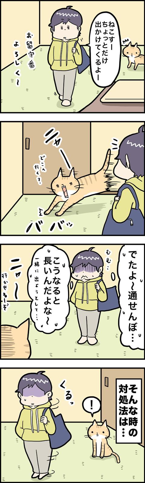 4コマ 囮