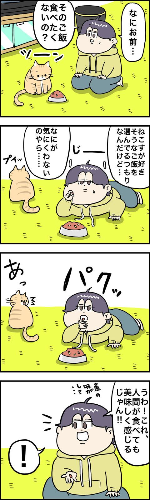 4コマ ご飯