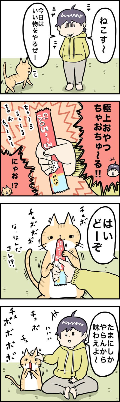 4コマ ちゅぼぼ