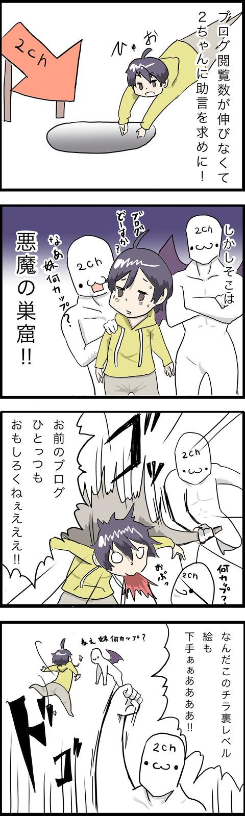 4コマ 2ちゃん