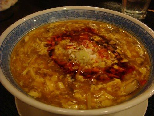 0926酸棘湯麺