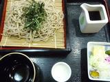 いおり そば 新潟県 古町 120306