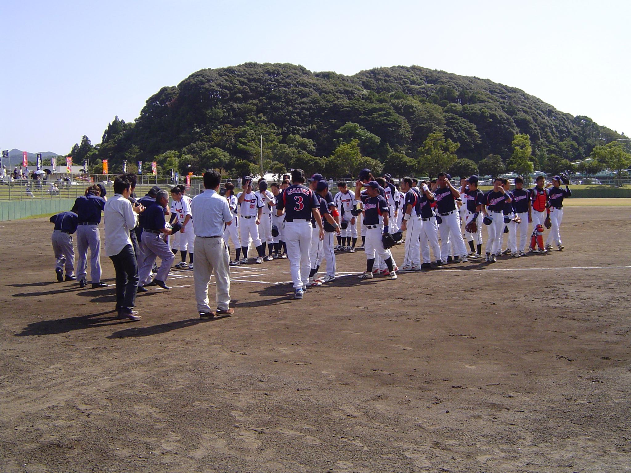 硬式野球倶楽部「薩摩」 -Offici...