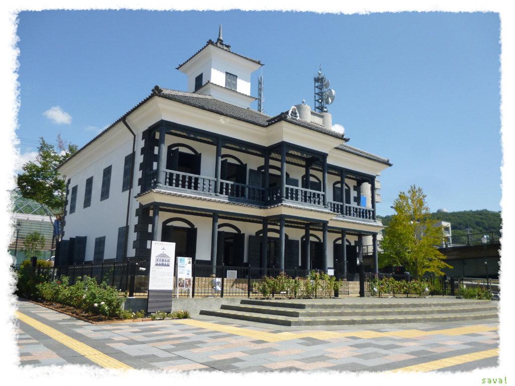 sava! : 山梨県甲府市『藤村記念館』は駅前にあってしかも入館 ...