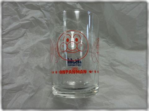 アンパンマンオリジナルグラス