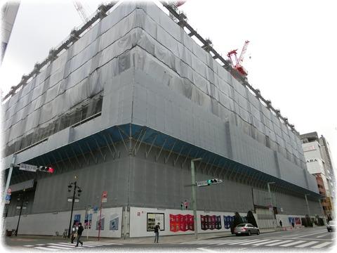 旧銀座松阪屋
